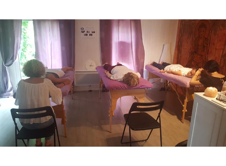 Méditation Reiki Aix en provence