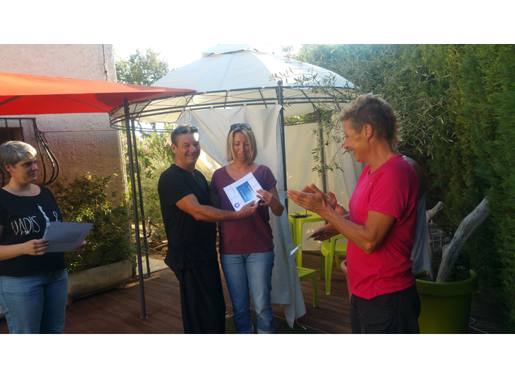 Enseignement Reiki Salon de provence