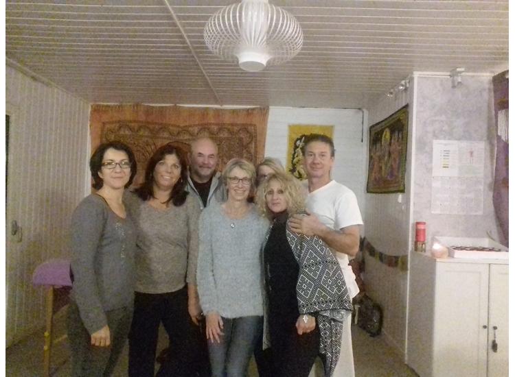 Initiation Reiki Aix en provence