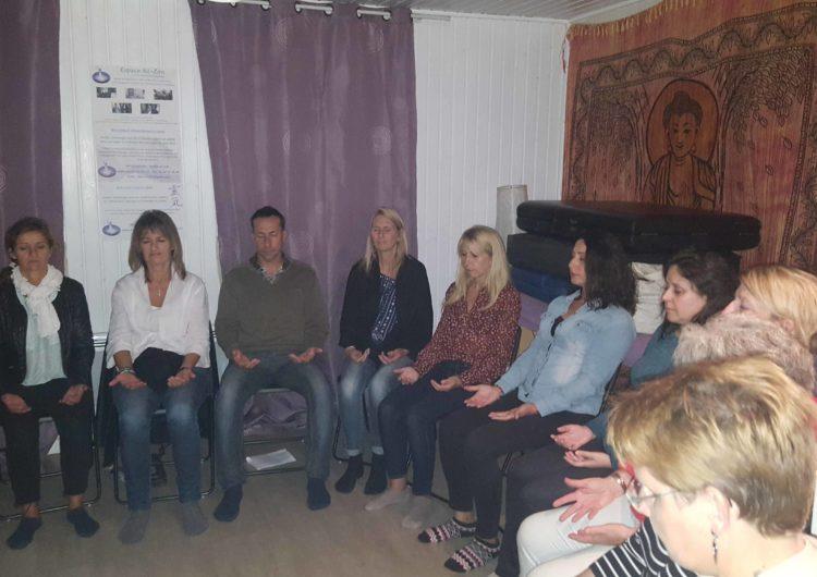 Méditation Reiki Usui Aix en Provence