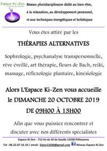 Centre thérapies douces Salon de provence Aix en provence Lambesc Berre