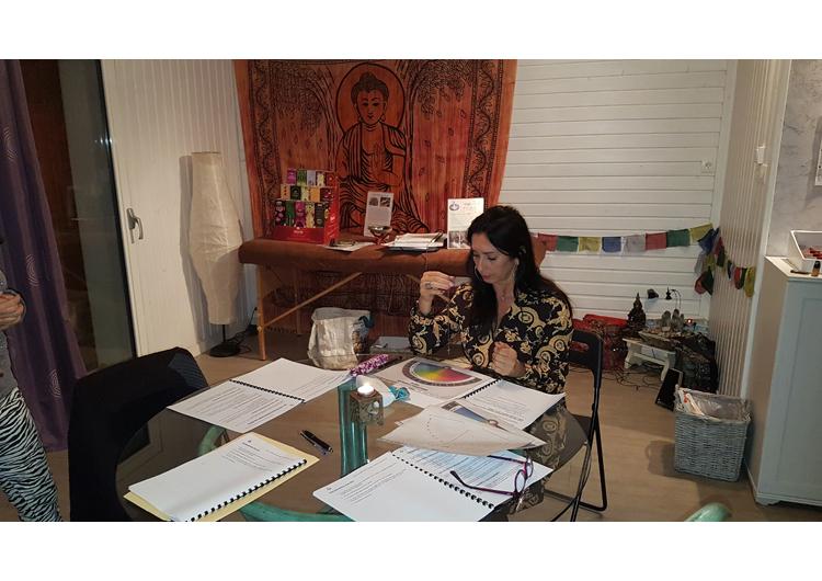 formation 2eme degré Reiki Usui Aix en provence Salon de provence Lambesc Vitrolles Avignon PACA Bouches du rhone
