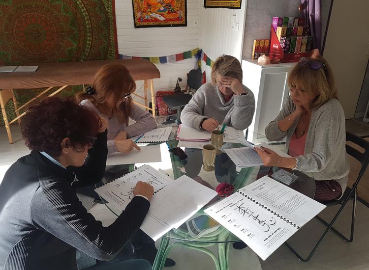 Symboles Reiki Salon de provence Aix en provence Lambesc PACA Bouches du Rhone