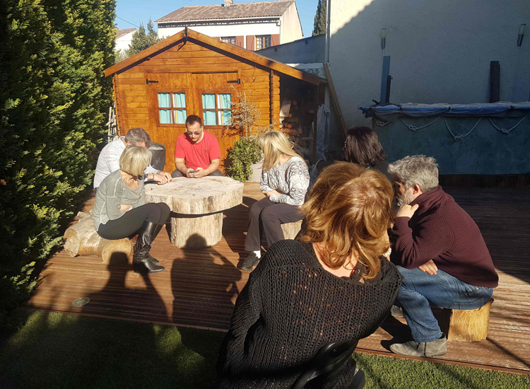 5 principes Reiki Usui Gokai Salon de provence Aix en provence Lambesc PACA Bouches du Rhone