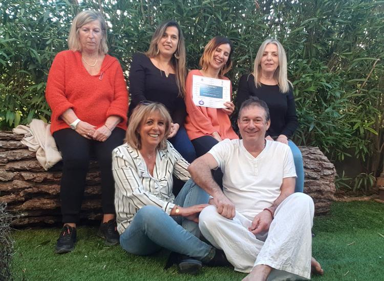certificat Reiki Usui 1er degre shoden Salon de provence Vitrolles Aix en provence Lambesc PACA Bouches du Rhone