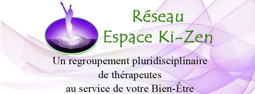Réseau Espace Ki-Zen thérapeutes médecines douces médecines alternatives bien-être centre pluridisciplinaire de thérapeutes